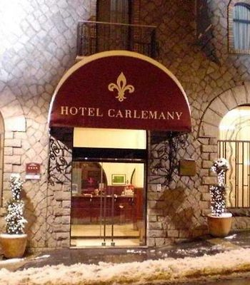 Hotel Spa Termes Serhs Carlemany photos Exterior