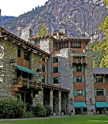 The Majestic Yosemite Hotel photos Exterior