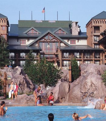 Disney'S Wilderness Lodge photos Exterior