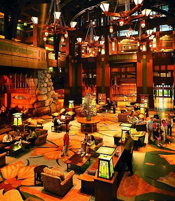 Disney'S Grand Californian Hotel & Spa photos Interior