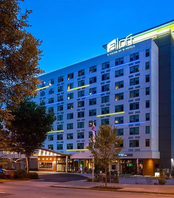 Aloft Atlanta Downtown photos Exterior