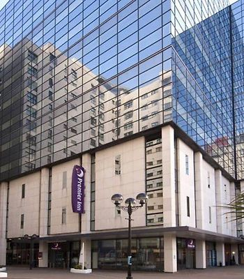 Premier Inn Cardiff City Centre photos Exterior
