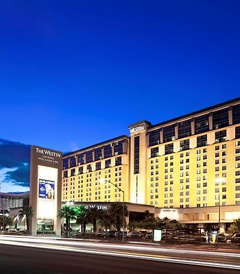 The Westin Las Vegas Hotel & Spa photos Exterior Hotel Exterior