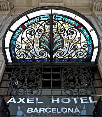 Axel Hotel Barcelona photos Exterior