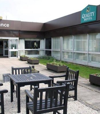 Quality Hotel Leeds Selby Fork photos Exterior