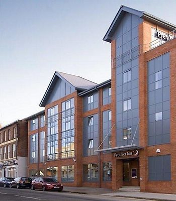 Premier Inn Chester City Centre Hotel photos Exterior