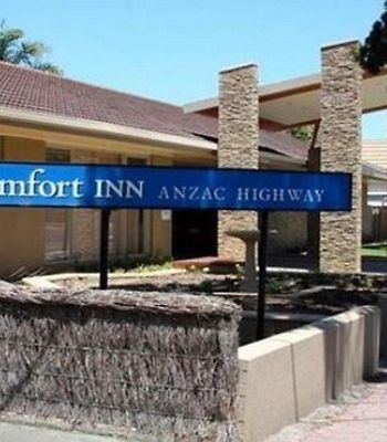 Comfort Inn Anzac Highway photos Exterior