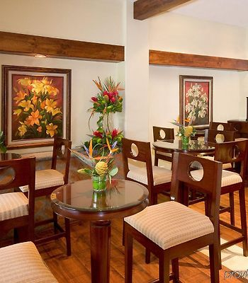 Courtyard By Marriott San Jose Escazu photos Restaurant