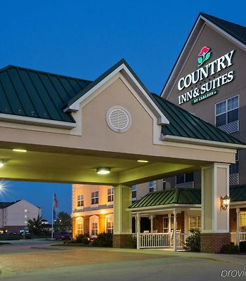 Country Inn & Suites By Radisson, Effingham, Il photos Exterior