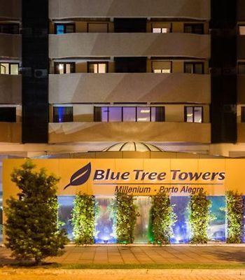 Blue Tree Millenium Porto Alegre photos Exterior
