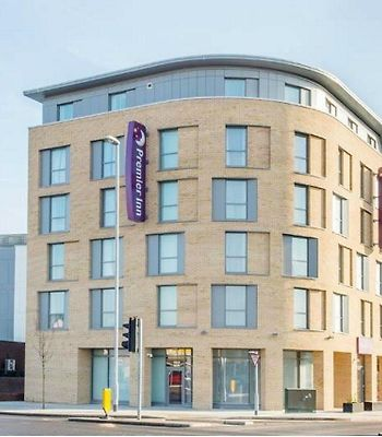 Premier Inn Cambridge City Centre photos Exterior