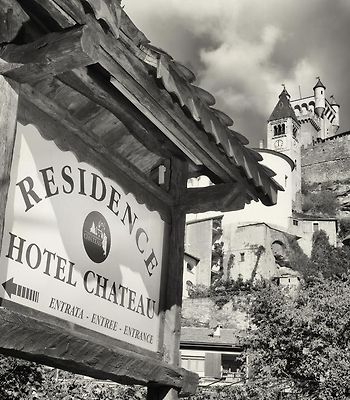 Hotel Residence Chateau photos Exterior Hotel information