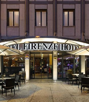 Best Western Hotel Firenze photos Exterior Best Western Hotel Firenze
