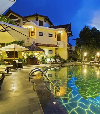 Lotus Hoi An Boutique Hotel & Spa photos Exterior Hotel information