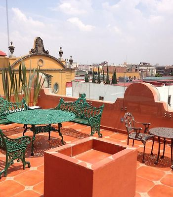 Hotel Templo Mayor photos Exterior Hotel information