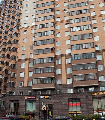 Apartment On Uchitelskaya photos Exterior Hotel information