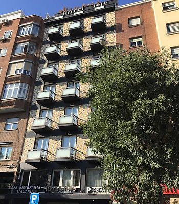 Isis photos Exterior Hotel Isis Madrid