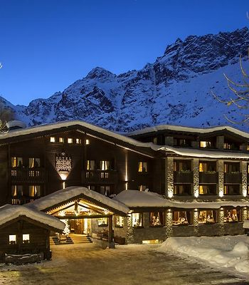 Hotel Hermitage Relais & Chateaux photos Exterior Hotel information