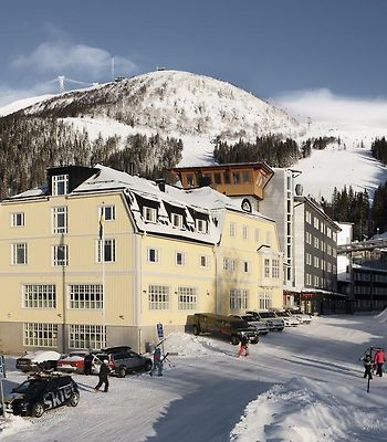 Tott Hotell Are photos Exterior Hotel information