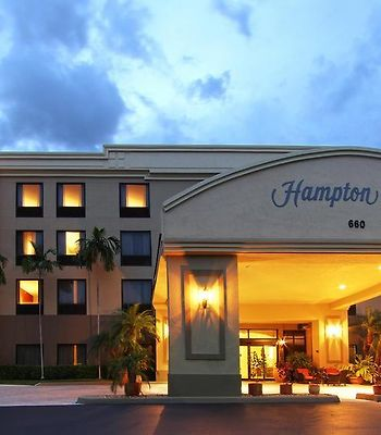 Hampton Inn Boca Raton-Deerfield Beach photos Exterior Hampton Inn Deerfield Beach