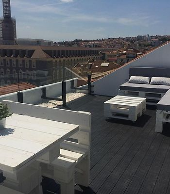 A Terrace On A Topfloor With A View photos Exterior Hotel information