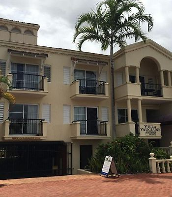 Villa Vaucluse Apartments Of Cairns photos Exterior