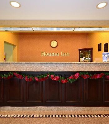 Best Western Plus Houma Inn photos Interior Front Desk