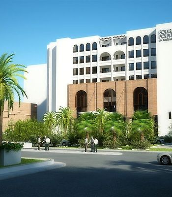 Four Points By Sheraton Tripoli photos Exterior Exterior - Rendering