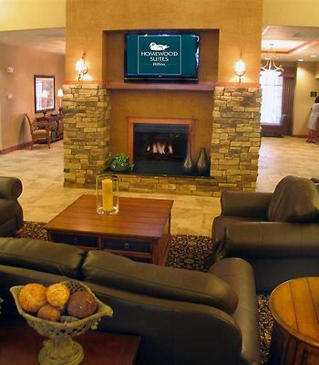 Homewood Suites By Hilton Fairfield-Napa Valley Area photos Interior Lobby