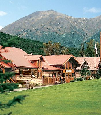 Kenai Princess Wilderness Lodge photos Exterior Exterior