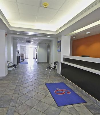 Motel 6 Harlingen photos Interior Lobby view
