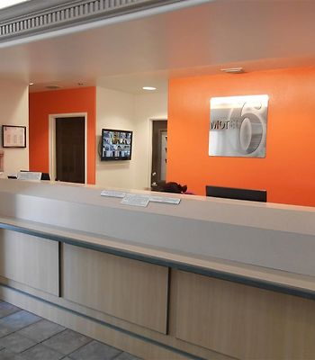 Motel 6 Pharr photos Interior Lobby