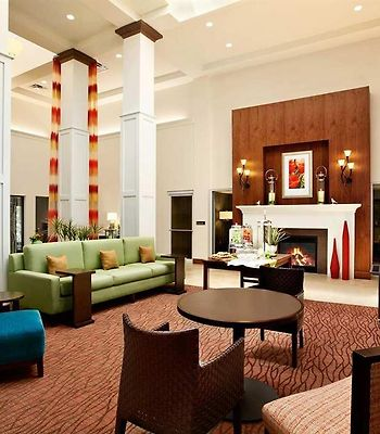 Hilton Garden Inn Rochester/Pittsford photos Interior Lobby Seating Area