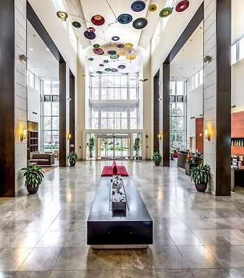 Embassy Suites By Hilton Newar photos Interior Lobby