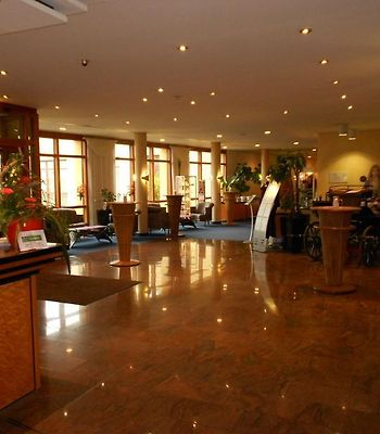 Best Western Plus Kurhotel An Der Obermaintherme photos Interior Hotel Lobby