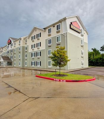 Woodspring Suites Beaumont photos Exterior Ext Panorama Day