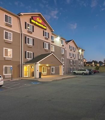 Woodspring Suites Augusta Fort photos Exterior Exterior Three Quarter Dusk