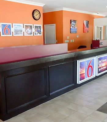 Motel 6 Deridder La photos Interior lobby