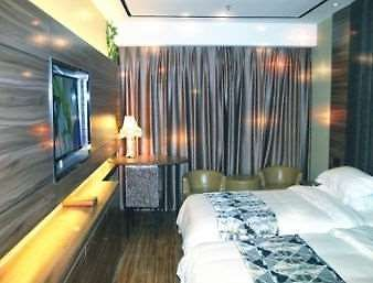 Super 8 Hotel Fuzhou New West Passenger Station Hai XI Yuan photos Room 2 Twin Bed Room