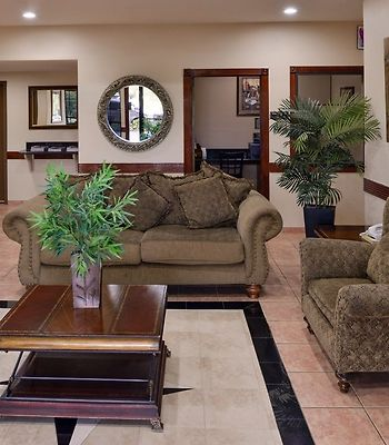Americas Best Value Inn And Suites San Benito photos Interior Lobby