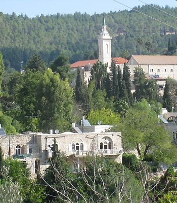 The Nest- A Romantic Vacation Home In Ein Kerem, Jerusalem photos Exterior Hotel information