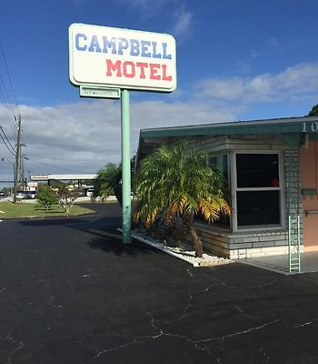 Campbell Motel photos Exterior Hotel information