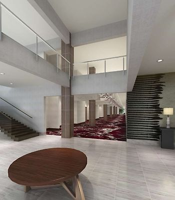 Doubletree By Hilton Evansville photos Interior Lobby Entrance
