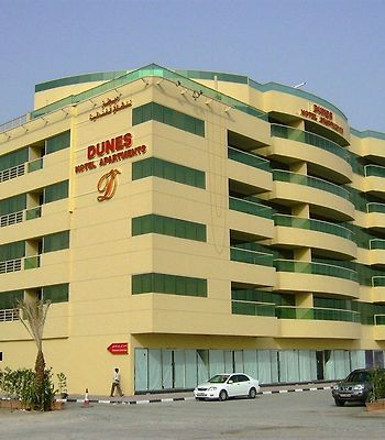 Dunes Hotel Apartments - Al Muhaisanah photos Exterior