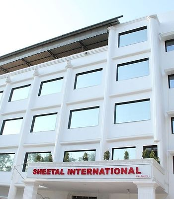 Hotel Sheetal International photos Exterior
