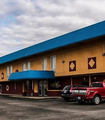 Budget Host Inn Muskogee photos Exterior Hotel information