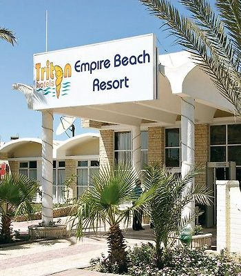 The Three Corners Triton Empire Beach Resort photos Exterior