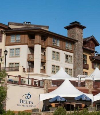Delta Sun Peaks Resort photos Exterior