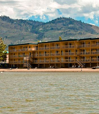 Coast Osoyoos Beach Hotel photos Exterior