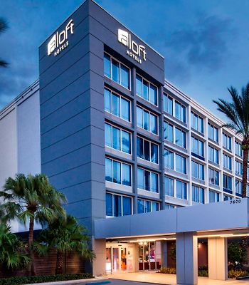 Aloft Miami Dadeland photos Exterior